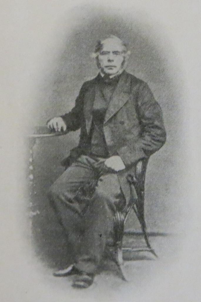 Hans Joachim Fogh, miller 1839-1877