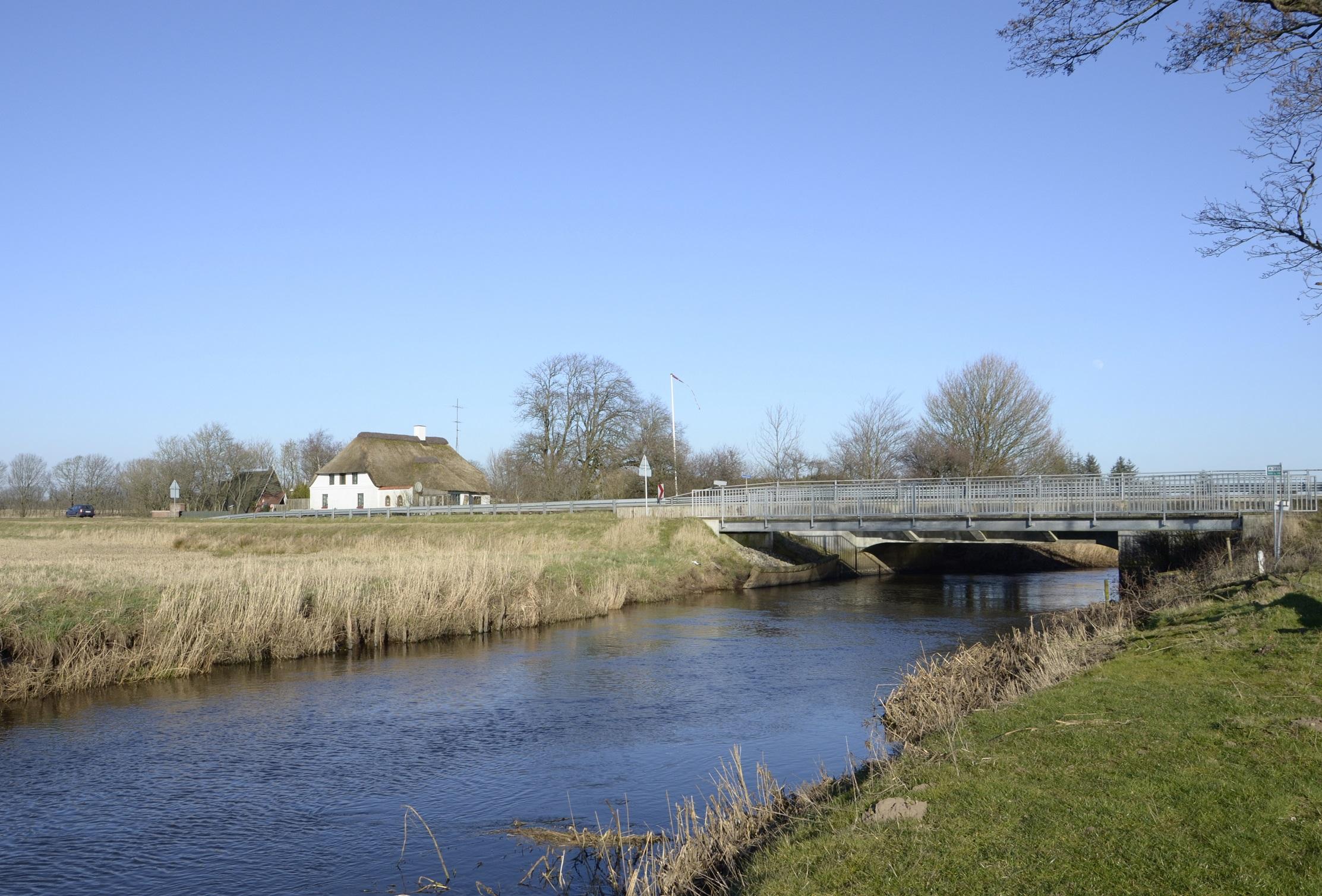 Broen ved Skodbroghus