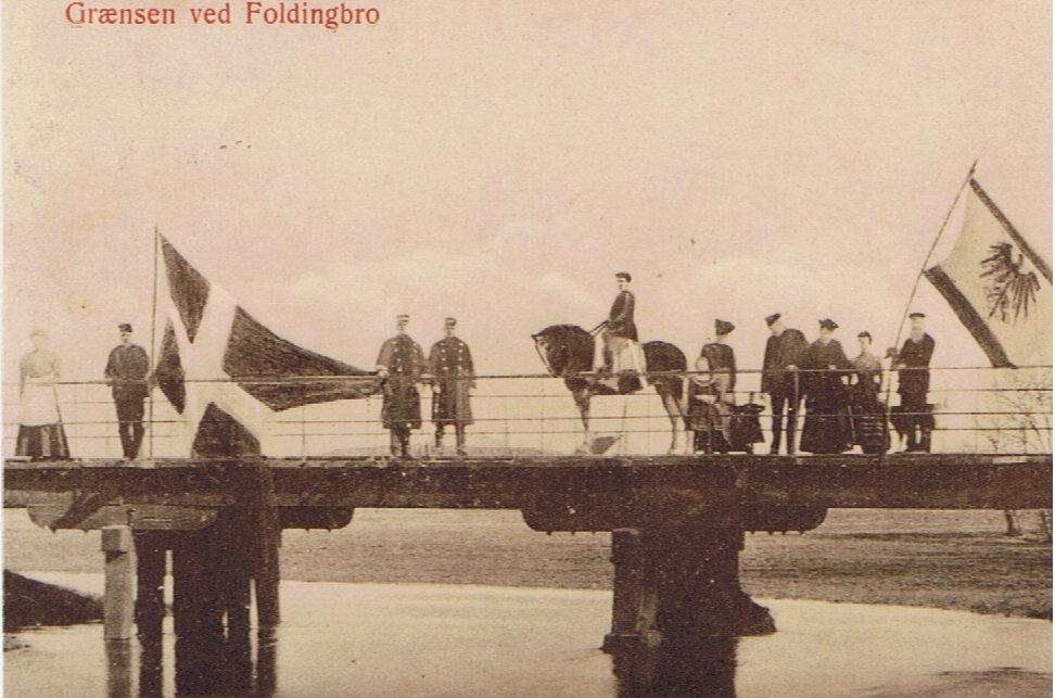 Grænsen i Foldingbro